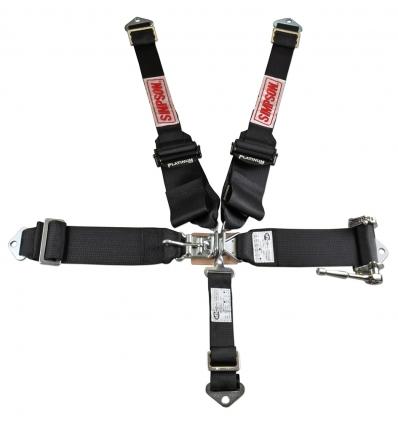 Latch & Link Ratchet Harness - SFI 16.1